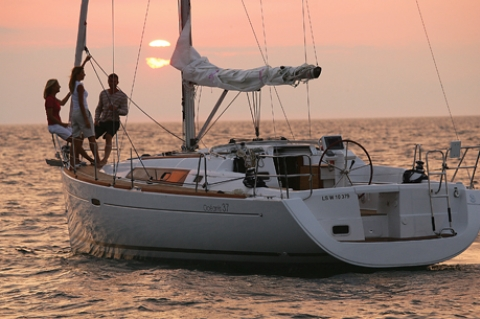 Beneteau Sailboats In San Diego