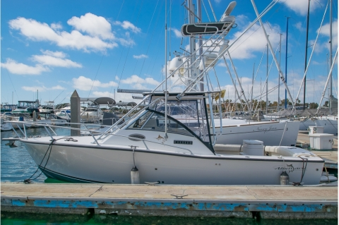 Buy a Boat for Coastal Sport Fishing
