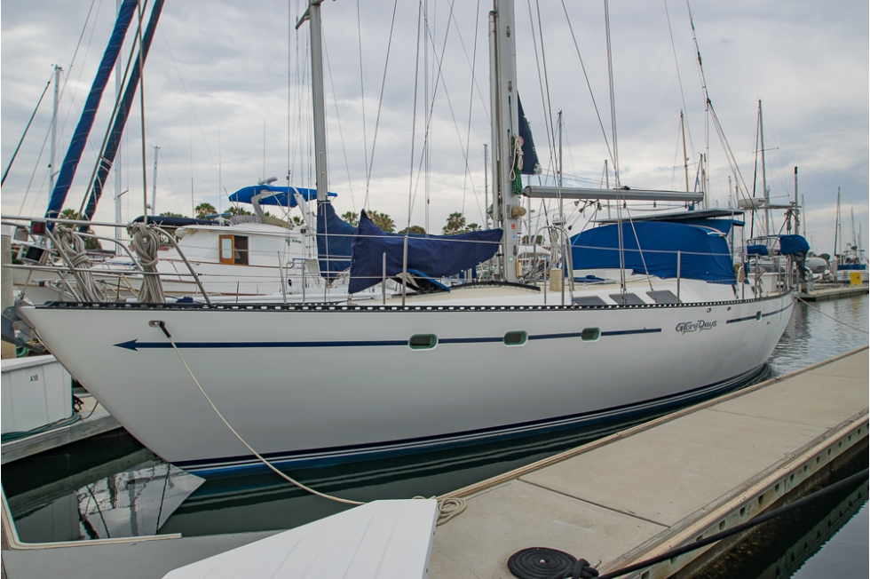 1994 Fraser 51 Cutter Sailboat For Sale in San Diego