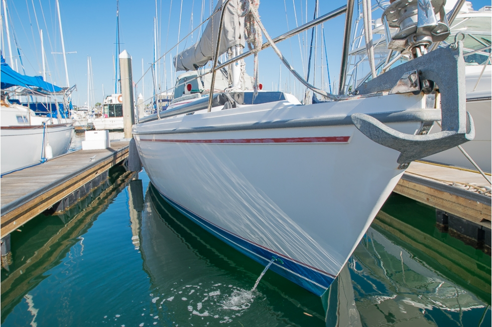 1987 Catalina 34 Sailboat For Sale - San Diego