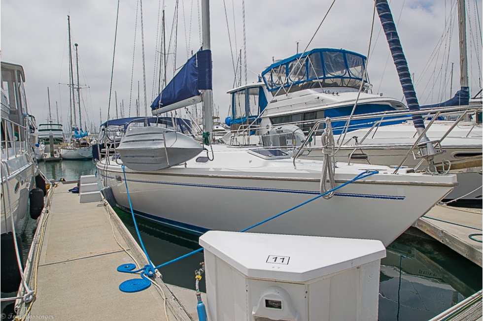 2000 Catalina 42 MkII For Sale - San Diego