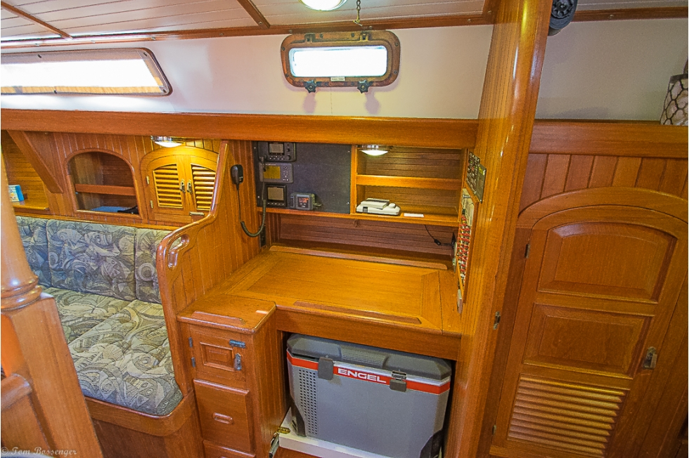 1985 Passport Yachts 40